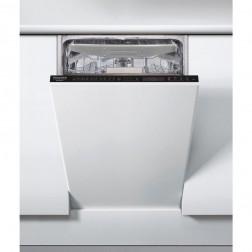 Hotpoint HSIP4O21WFE, Integreeritav köögitehnika, Integreeritavad nõudepesumasinad, Täisintegreeritavad nõudepesumasinad 45 cm
