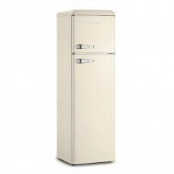 Snaige FR27SM-PRC30F, Kodumasinad, Külmikud, sügavkülmikud, Sügavkülma osa üleval, Külmikud retro stiilis