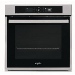 Whirlpool OAKZ97961SPIX, Integreeritav köögitehnika, Integreeritavad ahjud, Pürolüüs, isepuhastuvad ahjud