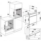 Whirlpool AKP786NB, Integreeritav köögitehnika, Integreeritavad ahjud, Elektrilised ahjud