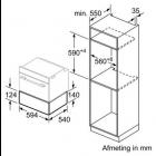 Bosch BIC510NS0 , Integreeritav köögitehnika, Lisatarvikud (i), Lisatarvikud integreeritavatele ahjudele