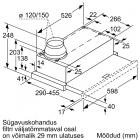 Bosch DFM064A53, Õhupuhastajad, Väljatõmmatavad õhupuhastid
