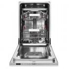 Whirlpool WSIO3T223PCEX, Integreeritav köögitehnika, Integreeritavad nõudepesumasinad, Täisintegreeritavad nõudepesumasinad 45 cm